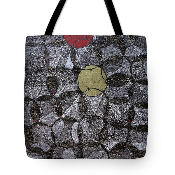 Trapped/stranded Tote Bag by Ronex Ahimbisibwe