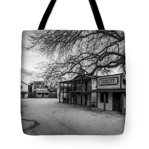 Trapper Street Tote Bag