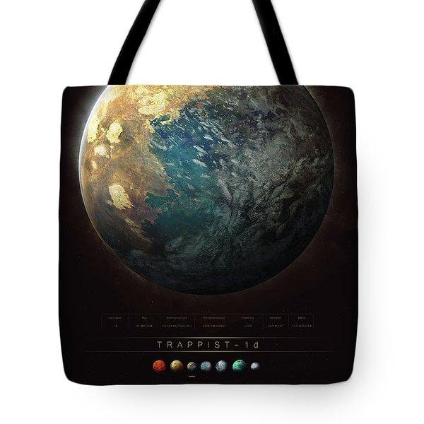 Trappist-1d Tote Bag