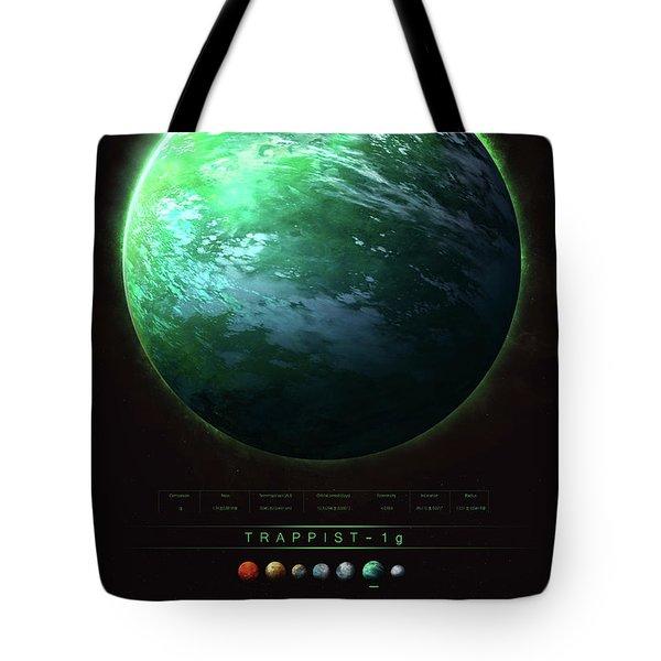 Trappist-1g Tote Bag