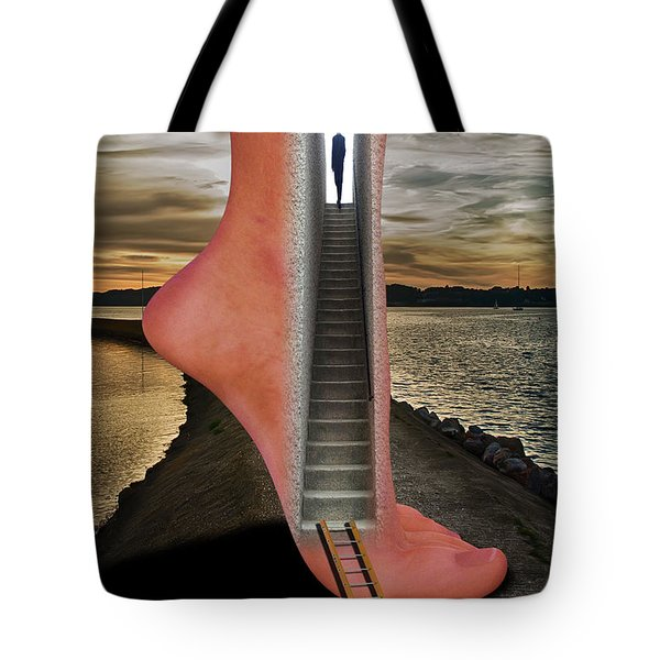 Travel And Adventure Tote Bag