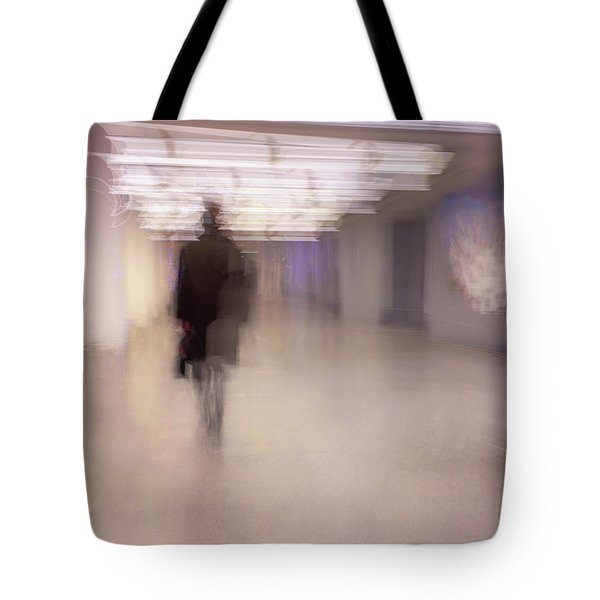 Travel Day Tote Bag