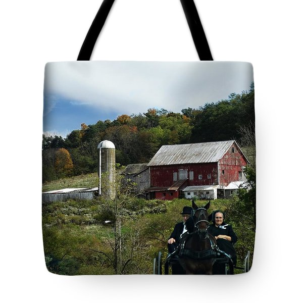 Travel Tote Bag