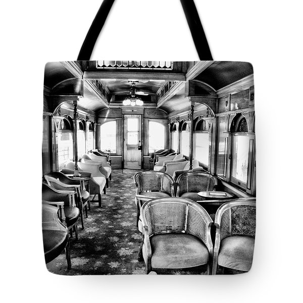 Tote Bag featuring the photograph Traveling In Style by Paul W Faust - Impressions of Light