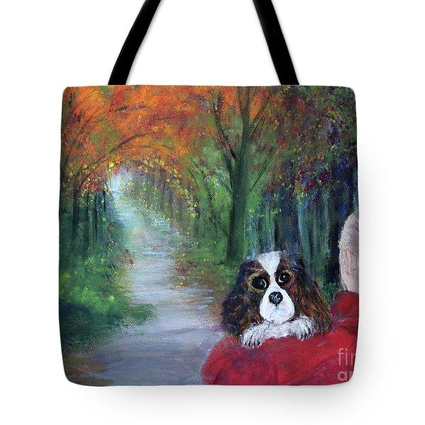 Traveling Together Tote Bag