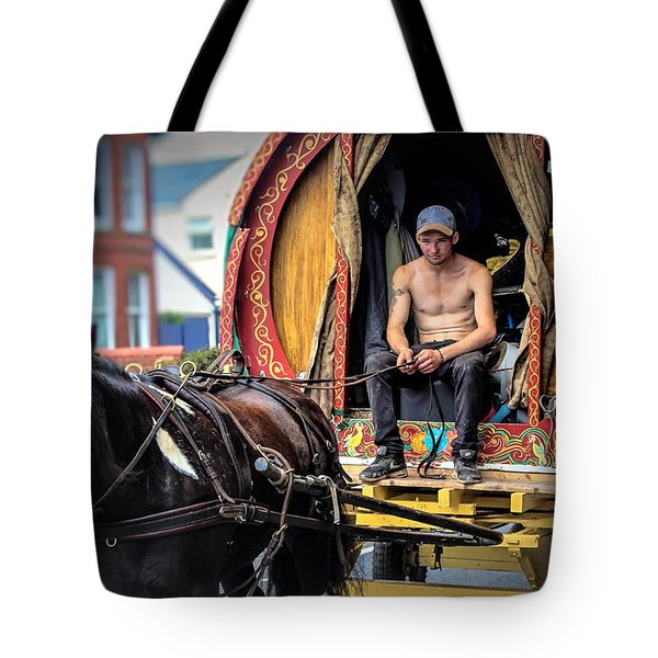 Traveller 1 Tote Bag by Wallaroo Images