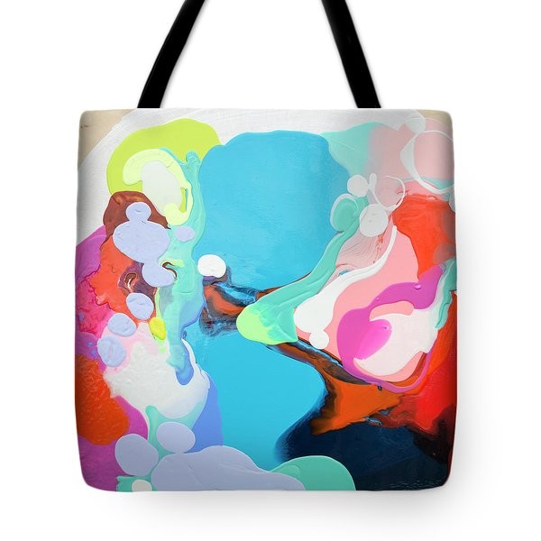 Travelling Back In Time Tote Bag