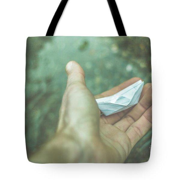 Travelling Dreams Tote Bag