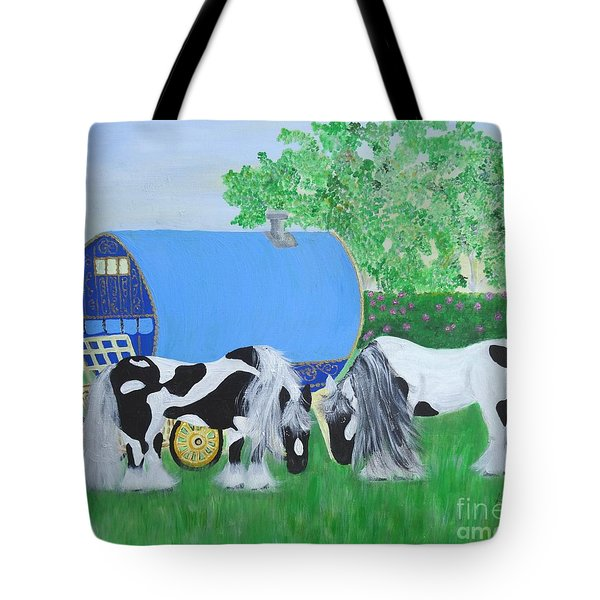 Travelling Light Tote Bag