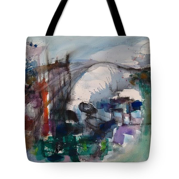 Travels Tote Bag