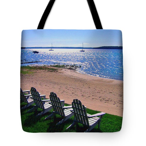Traverse Bay Reverie Tote Bag