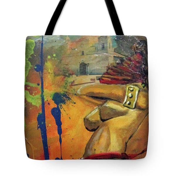 Trayectos Tote Bag