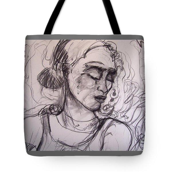 tre Tote Bag