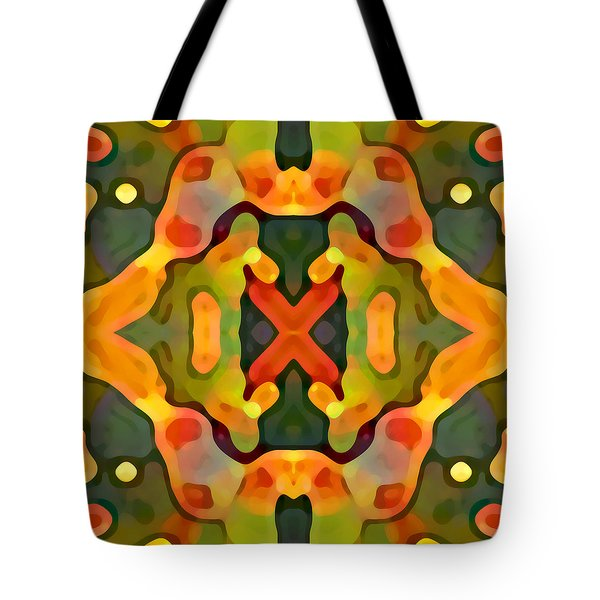 Treasure Tote Bag by Amy Vangsgard