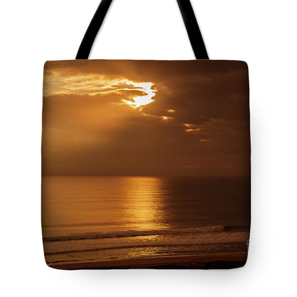 Treasure  Coast Sunrise Tote Bag
