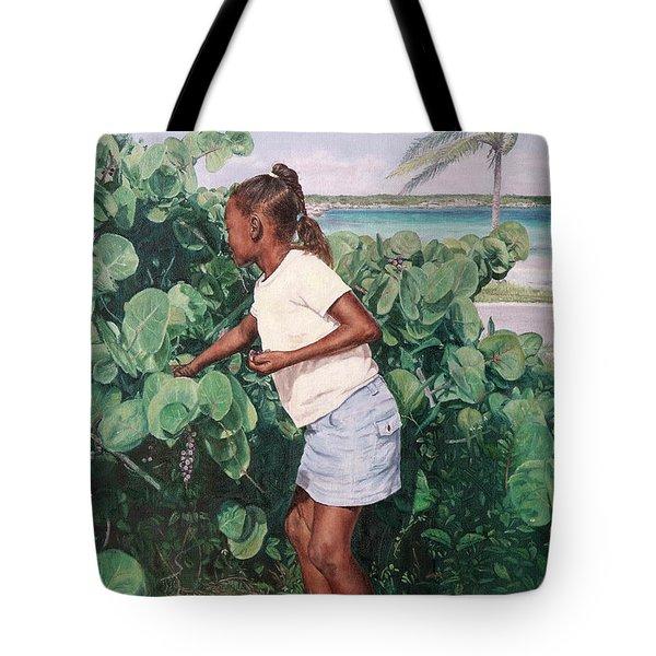 Treasure Cove Tote Bag