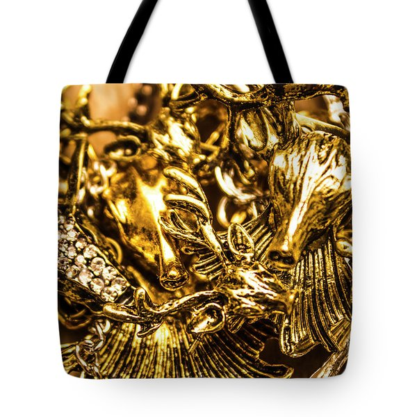 Treasure From The East Tote Bag