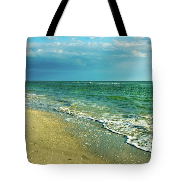 Treasure Island L Tote Bag