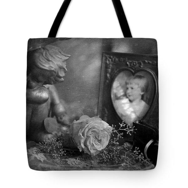 Treasured Memories Tote Bag