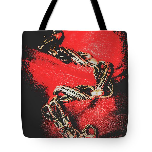 Treasures From The Asian Silk Road Tote Bag by Jorgo Photography - Wall Art Gallery