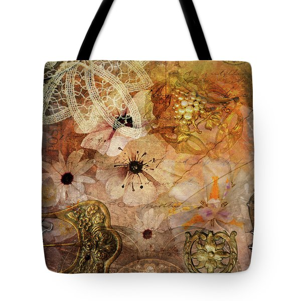 Treasures Tote Bag