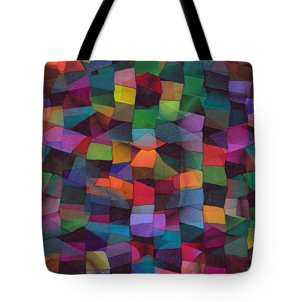Treasures Tote Bag by Susan  Epps Oliver