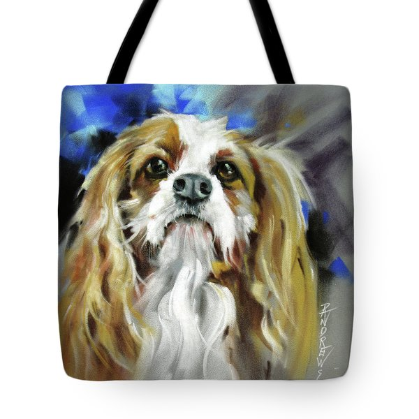 Treat Expectations Tote Bag by Rae Andrews