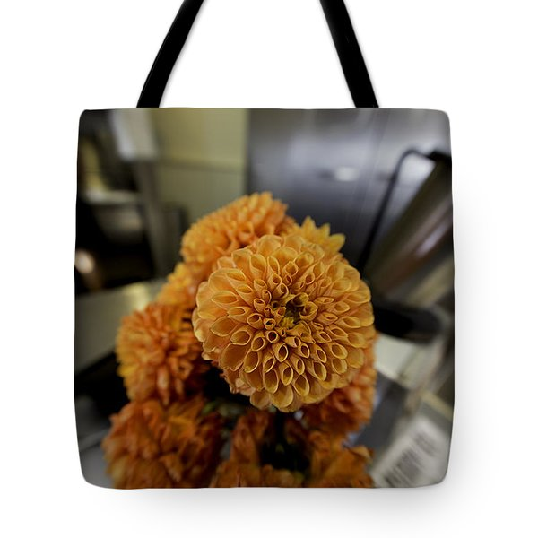 Treats At The Ice Cream Parlor Tote Bag
