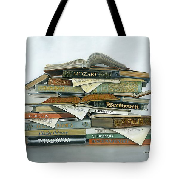 Treble Makers Tote Bag