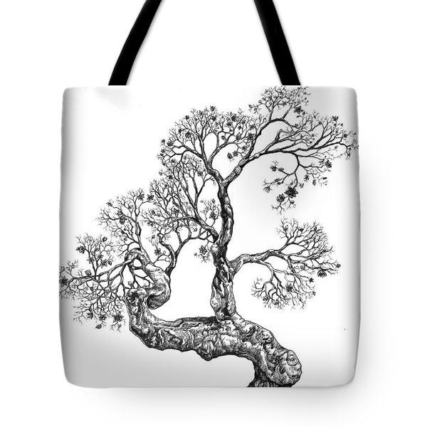 Tree 14 Tote Bag