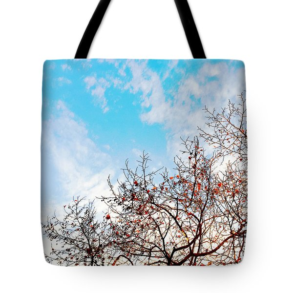 Tree #2 Tote Bag