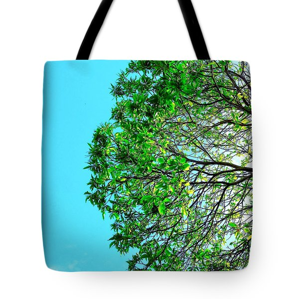 Tree #3 Tote Bag