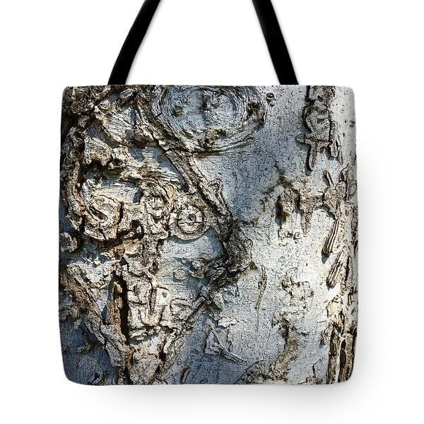 Tree At Pitt Street Pier Tote Bag