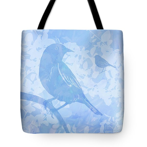 Tree Birds I Tote Bag