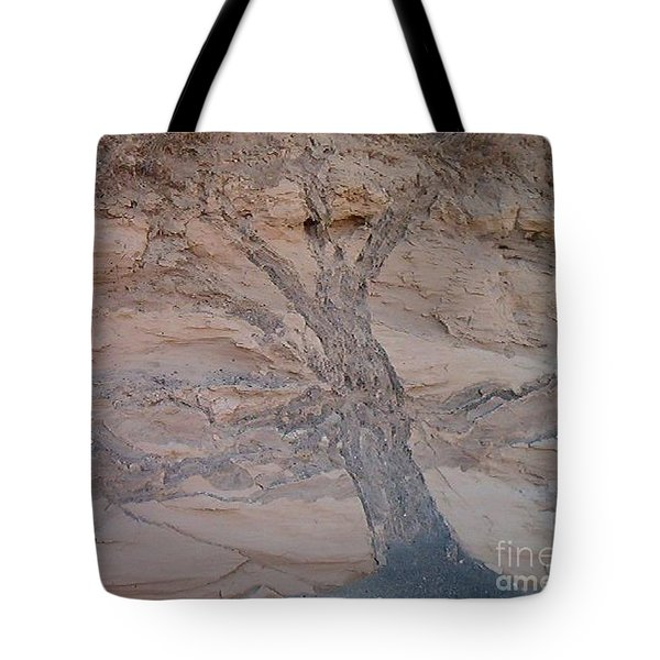 Tote Bag featuring the photograph Tree by Charles Robinson