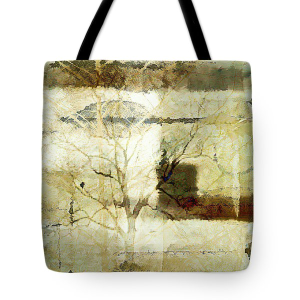 Tree Deconstructed Tote Bag by Lynda Payton
