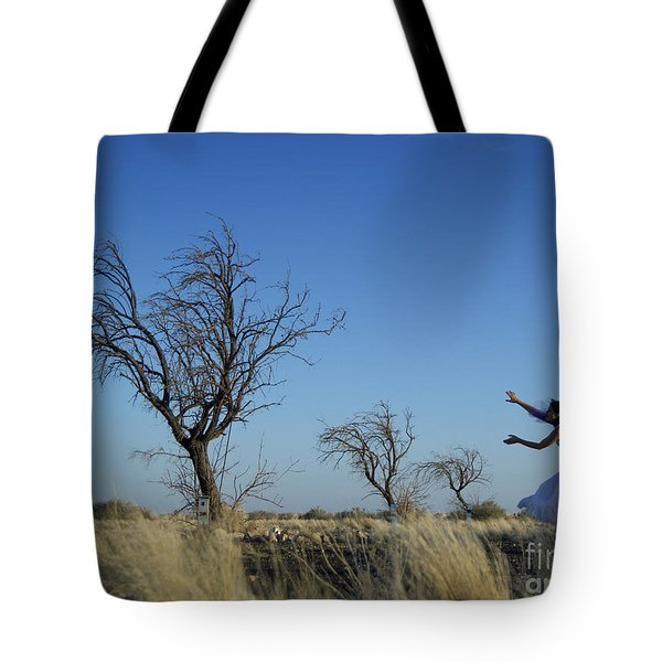 Tree Echo Tote Bag