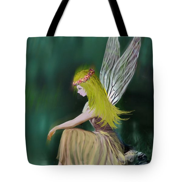 Tree Fairy Tote Bag