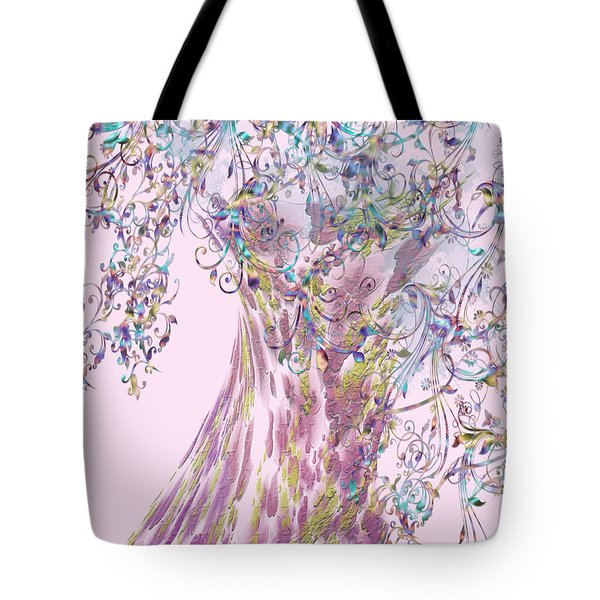 Tree Fancy Tote Bag