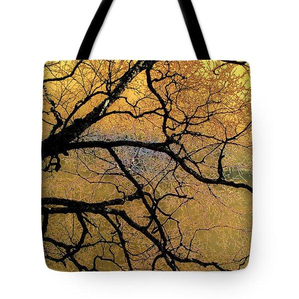Tree Fantasy 7 Tote Bag