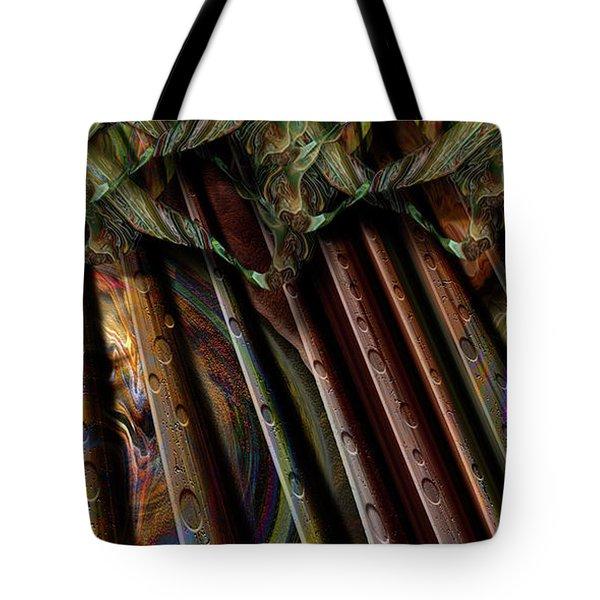 Tree Farm Tote Bag