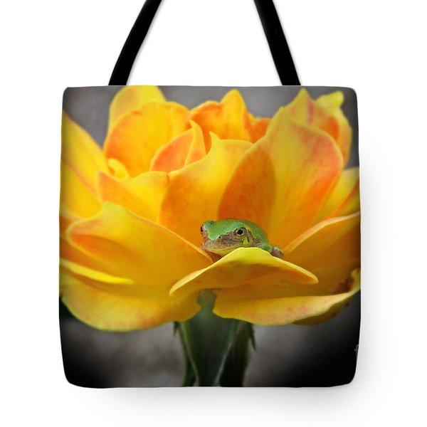 Tree Frog Series 2 Tote Bag