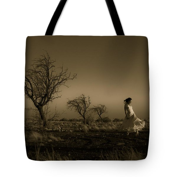 Tree Harmony Tote Bag