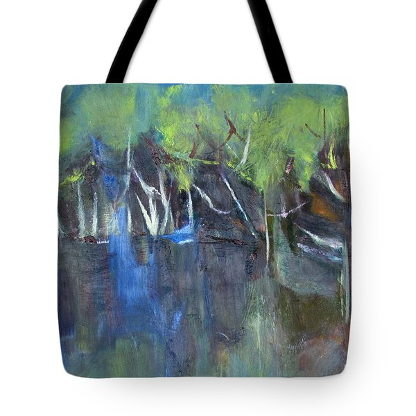 Tree Imagery Tote Bag