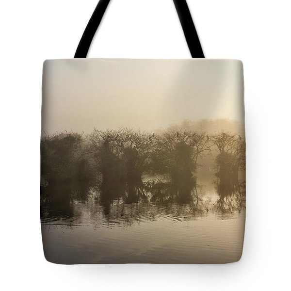 Tree Islands Tote Bag