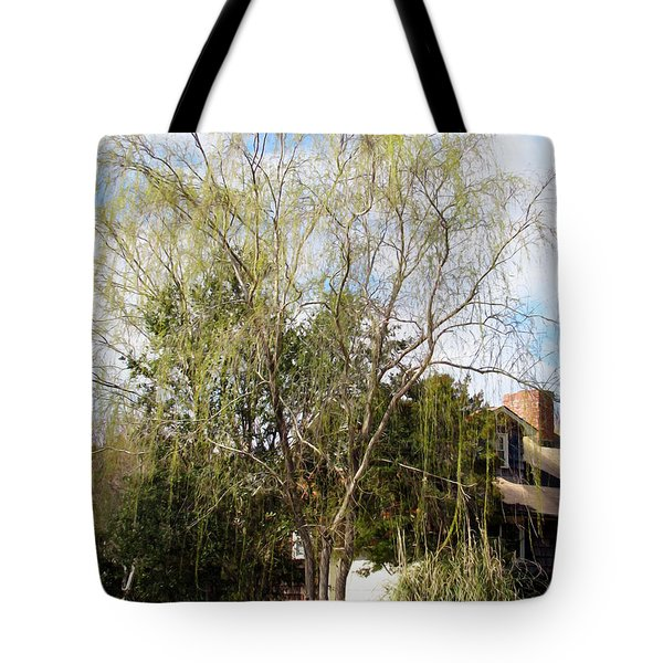 Tree Tote Bag by Lanjee Chee