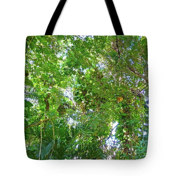 Tote Bag featuring the photograph Tree M2 by Francesca Mackenney