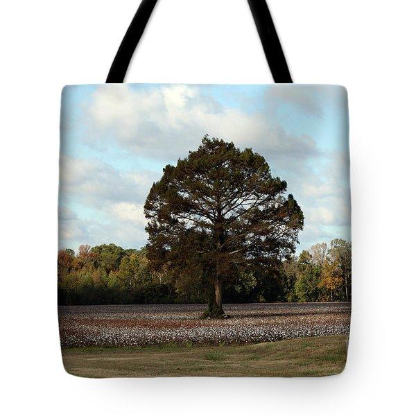 Tree No Fog Tote Bag