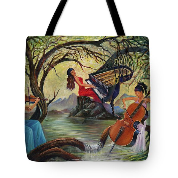 Tree O Tote Bag