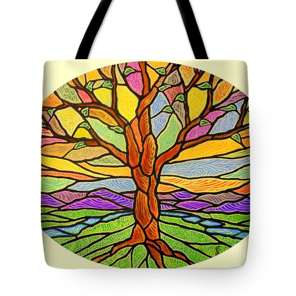Tree Of Grace 2 Tote Bag
